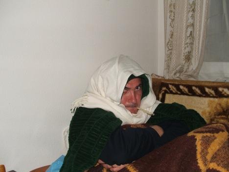 Beduin de canapea